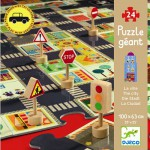 Puzzle  Djeco-07161 Die Stadt