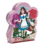 Puzzle  Djeco-07260 Alice im Wunderland