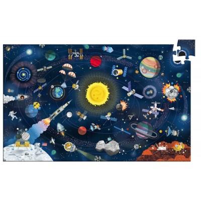 Puzzle  Djeco-07413 Raum
