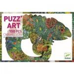Puzzle  Djeco-07655 Chameleon