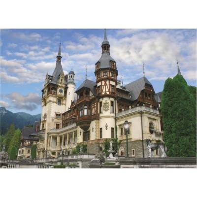 Puzzle  Deico-Games-61591 Peles Schloss