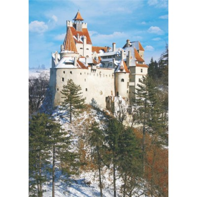 Puzzle  Deico-Games-61638 Bran Castle