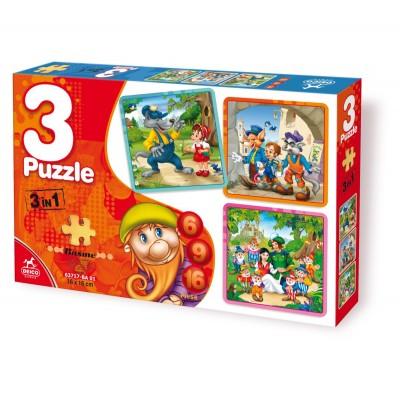 Puzzle  Deico-Games-63717 Sagen und Legenden