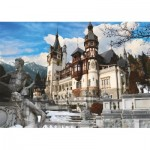 Puzzle  Deico-Games-76038 Peles Schloss