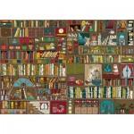 Puzzle  Deico-Games-76434 Bücherregal