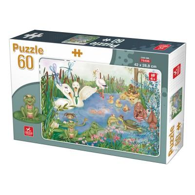 Puzzle Deico-Games-76496 Seetiere
