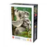 Puzzle  Deico-Games-76816 Koalabären