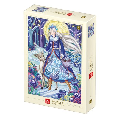 Puzzle Deico-Games-77448 Groos Zsejke : Freya