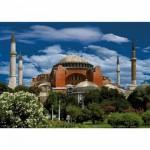 Puzzle  Dtoys-50328-AB04-(69252) Türkei - Istanbul: Hagia Sophia