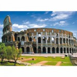 Puzzle  Dtoys-50328-AB07-(69269) Italien - Rom, Kolosseum