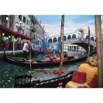 Puzzle  Dtoys-50328-AB10-(69276) Italien - Venedig
