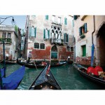 Puzzle  Dtoys-50328-AB15-(69290) Italien - Venedig