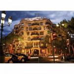 Puzzle  Dtoys-50328-AB32-(69313) Spanien - Barcelona, Casa Mila