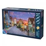 Puzzle  Dtoys-62154-EC17 Rottenburg