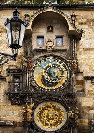 Puzzle  DToys-64288-FP07-(70616) Tschechien - Prag