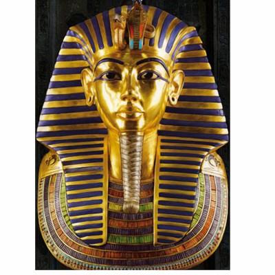 Puzzle  DToys-65971-EY02 Antikes Ägypten: Tutanchamun