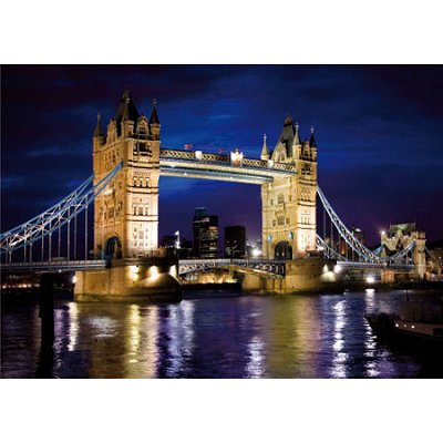 Puzzle  Dtoys-65995 England - London: Tower Bridge