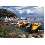 Puzzle  DToys-65995-DE03 Griechenland - Korfu