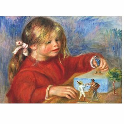 Puzzle  DToys-66909-RE07X-(70296) Renoir: Sur la terrasse