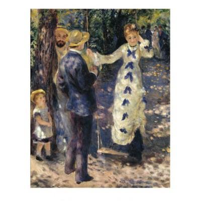 Puzzle  Dtoys-66909-RE10-(70265) Renoir: Gabrielle et Jean
