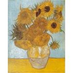 Puzzle  Dtoys-66916 Van Gogh: Sonnenblumen