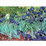 Puzzle  DToys-66916-VG03-(70241) Van Gogh: Iris