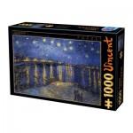 Puzzle  Dtoys-66916-VG11-(74928) Vincent van Gogh, 1889
