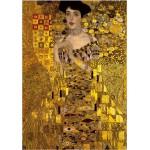 Puzzle  DToys-66923-KL06 Gustav Klimt: Adele Bloch (Detail)