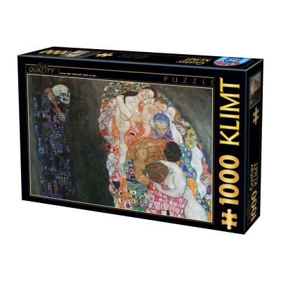 Puzzle  Dtoys-66923-KL10 Gustav Klimt, 1916