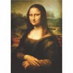 Puzzle  DToys-66954-RN06 Leonardo da Vinci: Mona Lisa