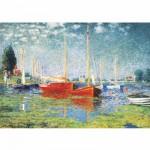 Puzzle  DToys-67548-CM04 Monet: Argenteuil