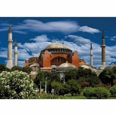 Puzzle Dtoys-69252 Türkei - Istanbul: Hagia Sophia