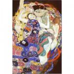 Puzzle  DToys-70135 Gustav Klimt: Die Jungfrau