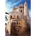 Puzzle  DToys-70579 Israel - Jerusalem