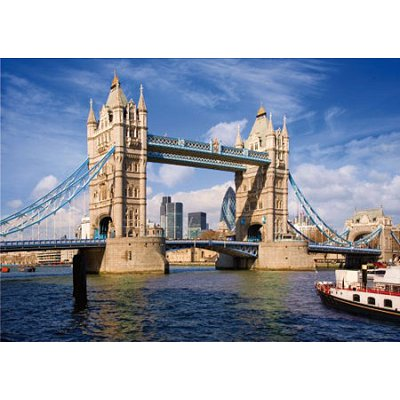 Puzzle  DToys-70609 England - London: Tower Bridge