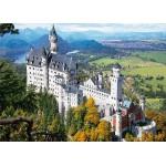 Puzzle  Dtoys-70654 Deutschland: Schloss Neuschwanstein