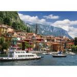 Puzzle  DToys-70791 Italien - Lago di Como