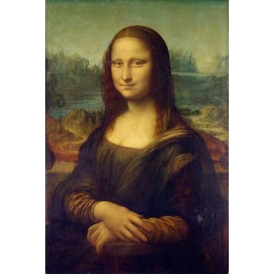 Puzzle  Dtoys-72689-DA01-(72689) Leonardo da Vinci : Mona Lisa