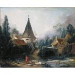 Puzzle  Dtoys-72696 François Boucher: Beauvais