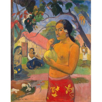 Puzzle  Dtoys-72818-GA02-(69894) Gauguin Paul: Eu haere ia oe