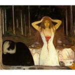 Puzzle  Dtoys-72832-MU02-(75109) Munch Edvard: Ashes