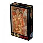 Puzzle  Dtoys-74553 Gustav Klimt - Hygieia, 1900