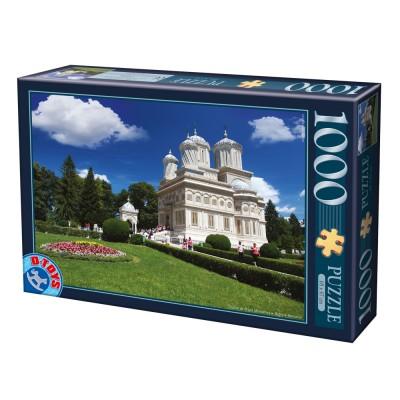 Puzzle  Dtoys-74782 Curtea de Arges Monastery - Rumänien