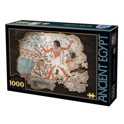 Puzzle  Dtoys-74843 Antikes Ägypten