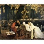 Puzzle  Dtoys-75079 James Tissot: A Convalescent