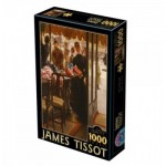 Puzzle  Dtoys-75086 James Tissot - The Shop Girl