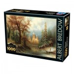 Puzzle  Dtoys-75697 Albert Bredow