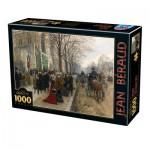 Puzzle  Dtoys-75741 Jean Béraud