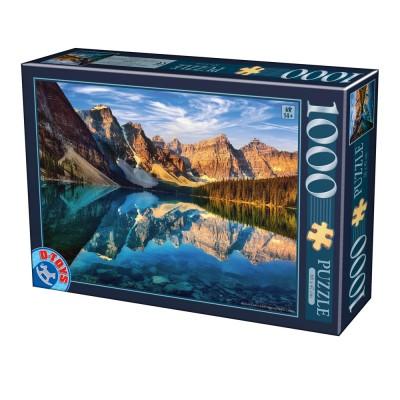 Puzzle Dtoys-75765 Moraine Lake, Kanada