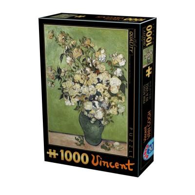 Puzzle  Dtoys-75871 Vincent Van Gogh